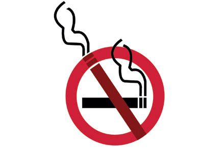 Should smoking be banned in public places essay